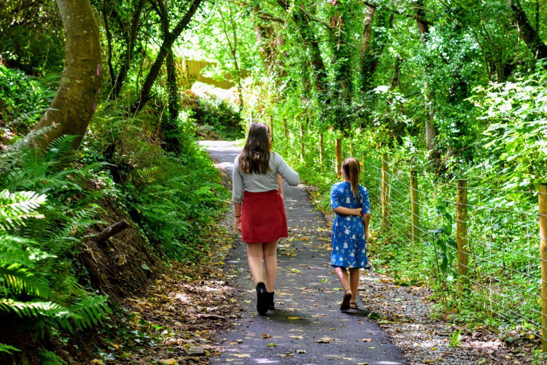 , Enjoying Local Walks