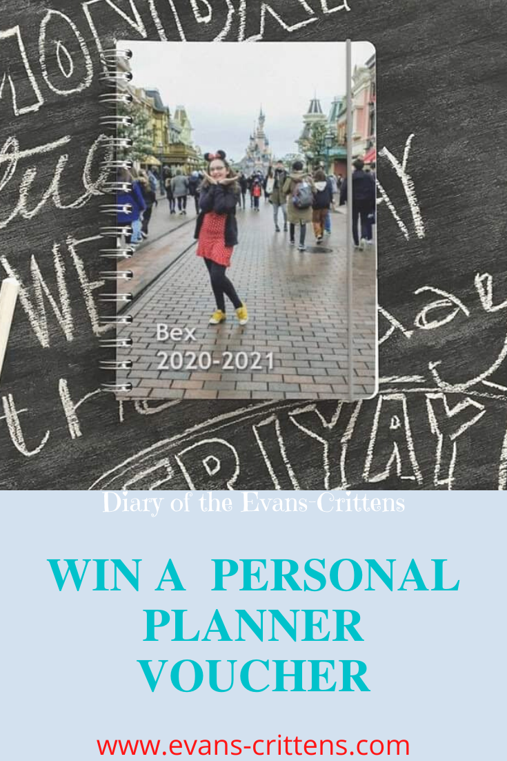 , Ad-gifted | A New Normal | Win a Personal Planner