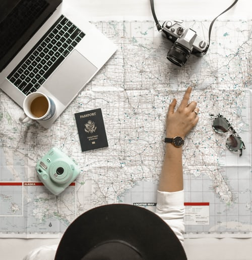 , The Best 5 Jobs That Will Allow You To Travel