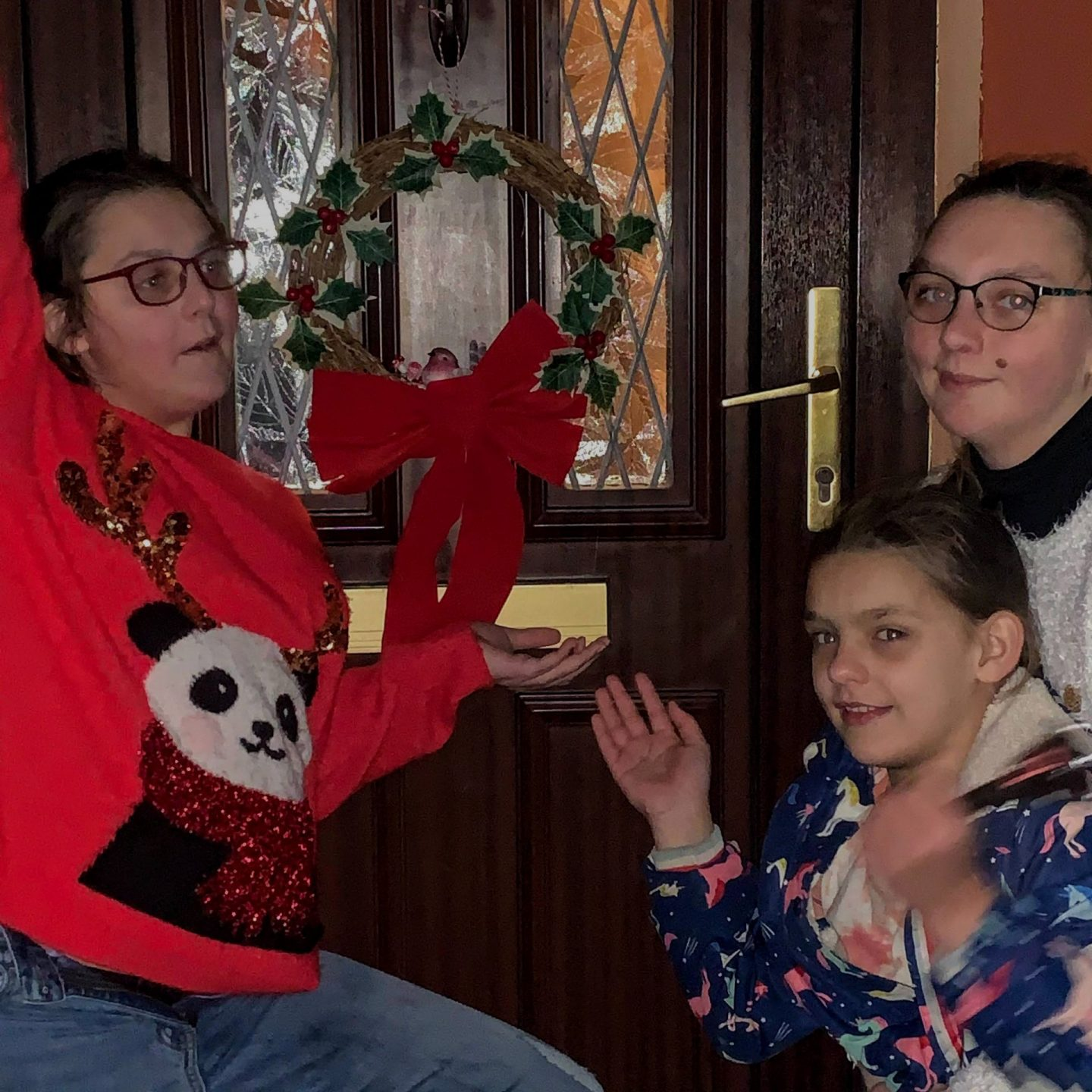 , Snapshots of  Christmas 2020 (the Covid version)