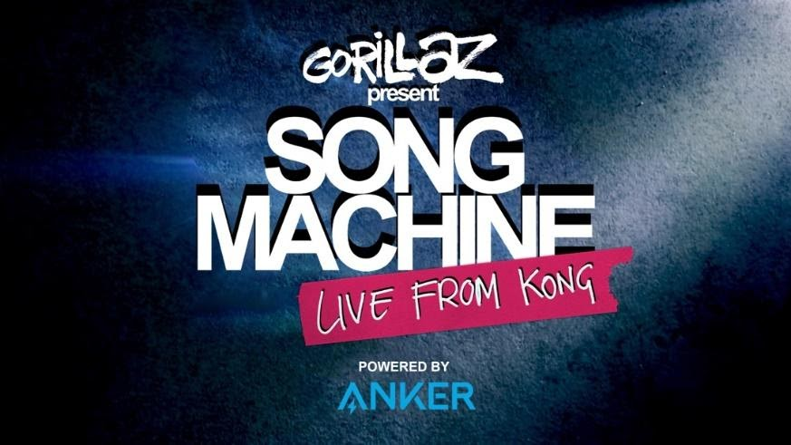, Watch Gorillaz Song Machine Live From Kong This Weekend