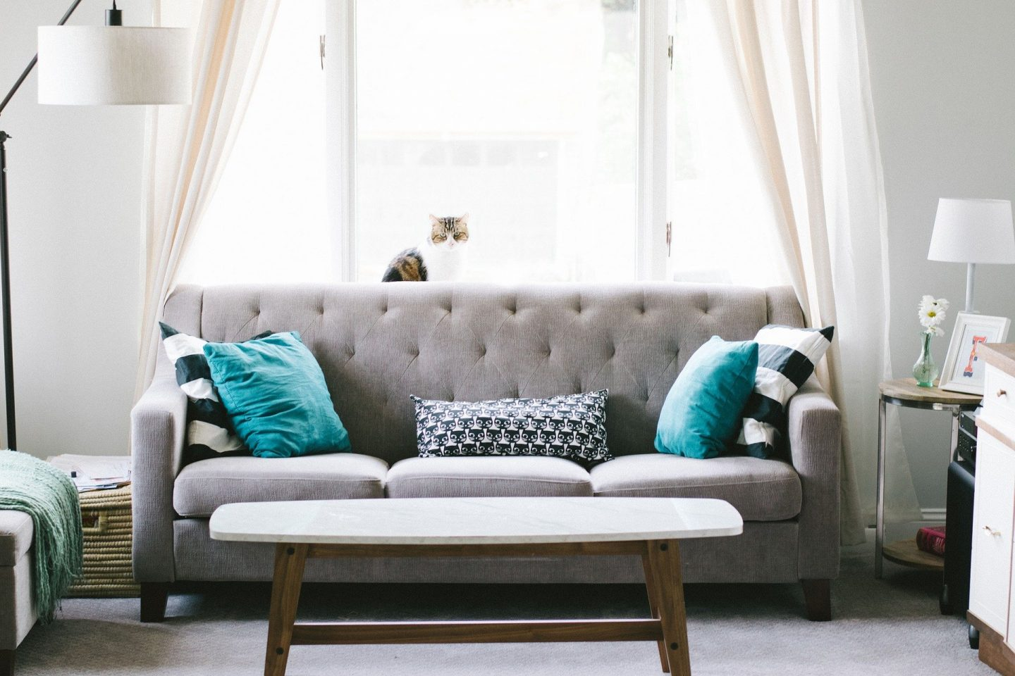 , Three Considerations For a Living Room Redesign