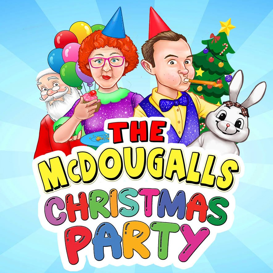 , THE TORCH THEATRE INVITES YOU ALL TO THE MCDOUGALLS' CHRISTMAS PARTY!