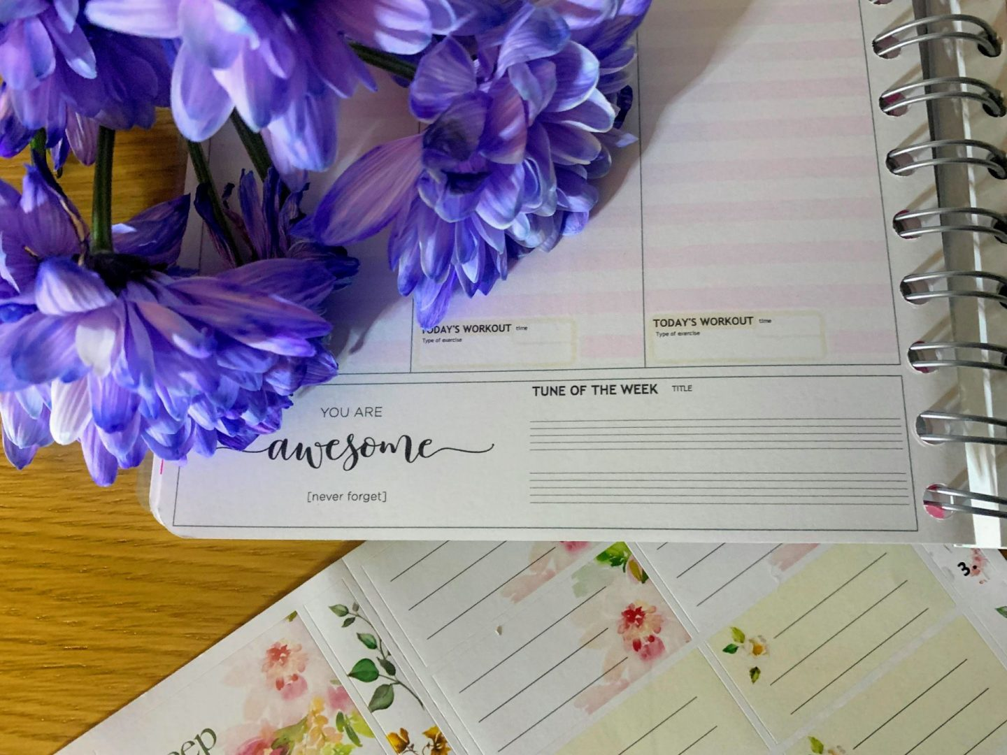 , AD | Personal Planner Review and Giveaway