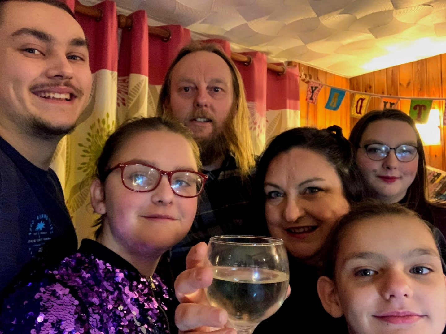, New Year's Eve at Home #Covid19