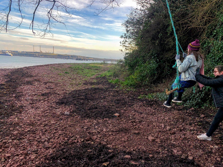 , Walk From Home- Gelliswick Beach