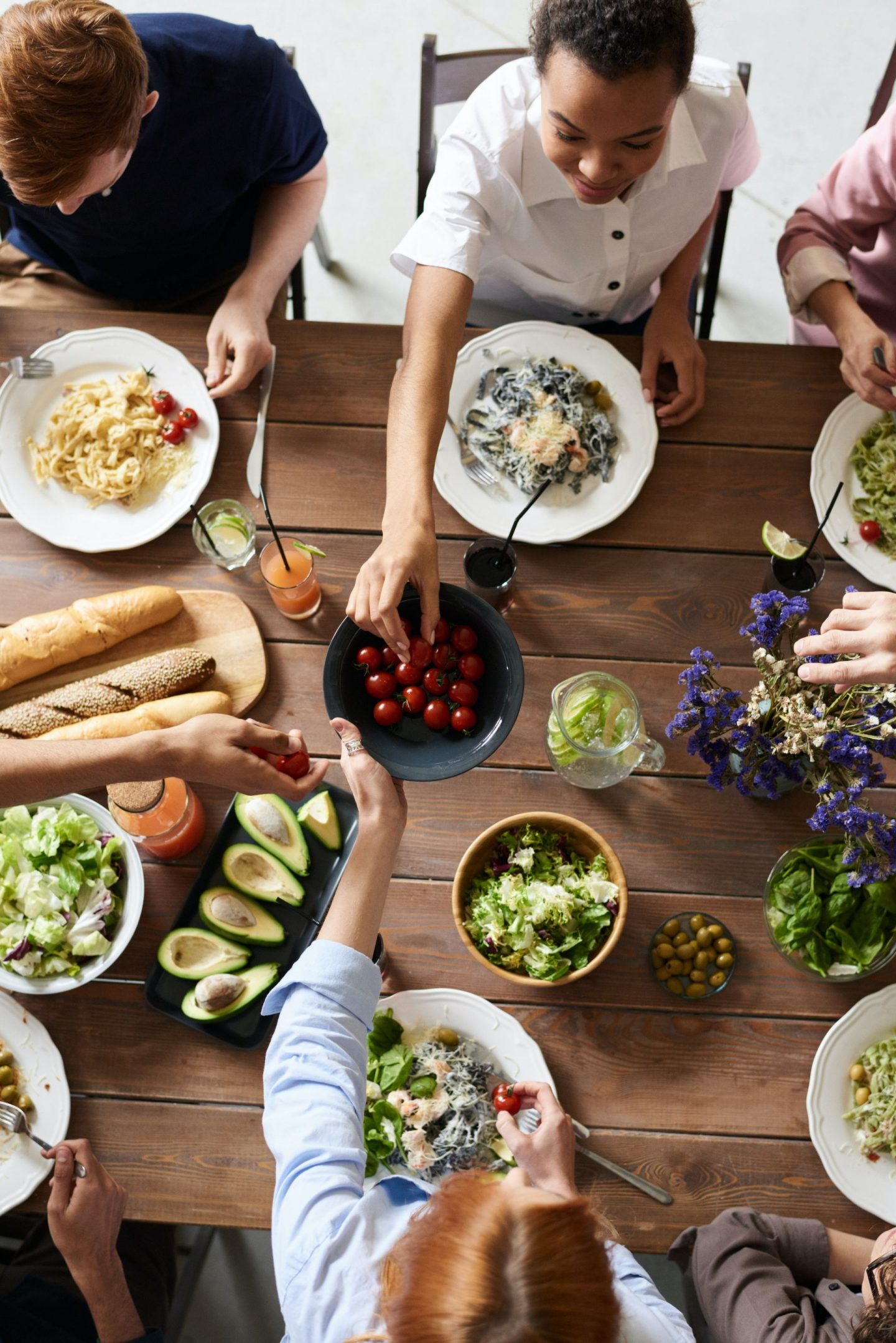 , Make Eating At Home As Special As Dining Out