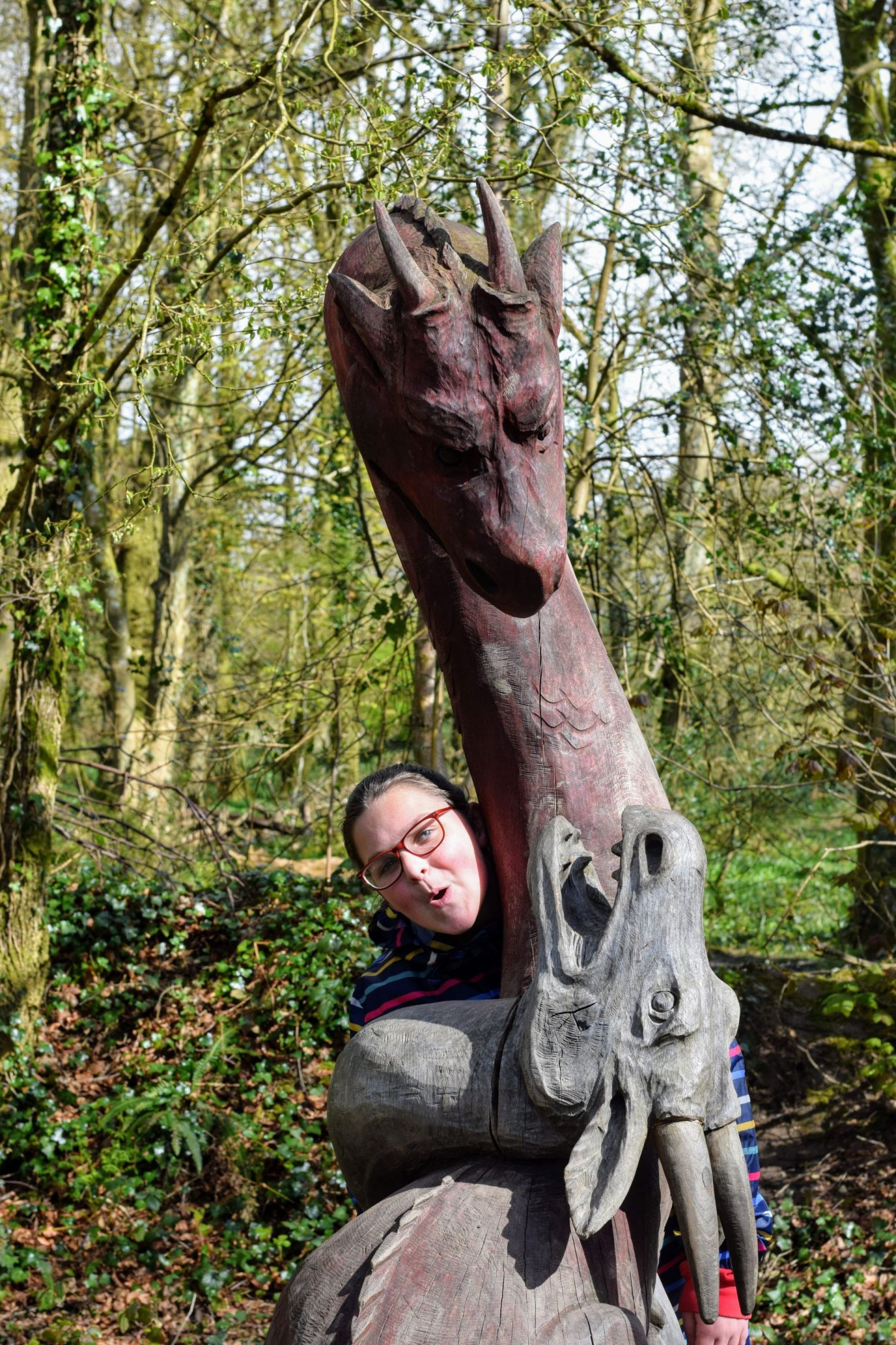 , Scolton Manor Sculpture and Nature Trail