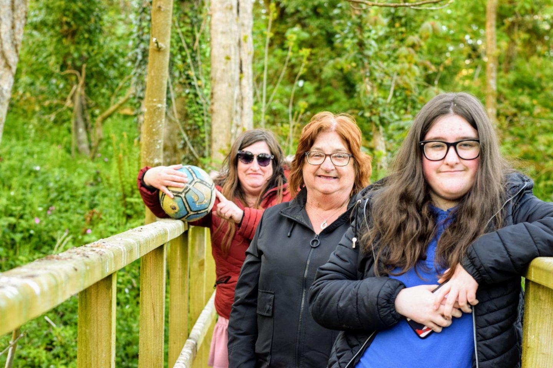 , Broad Haven:  Haroldston Woods Walk, Pembrokeshire