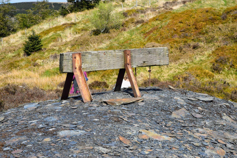 , Pantmaenog and Rosebush Quarry Walk, Pembrokeshire