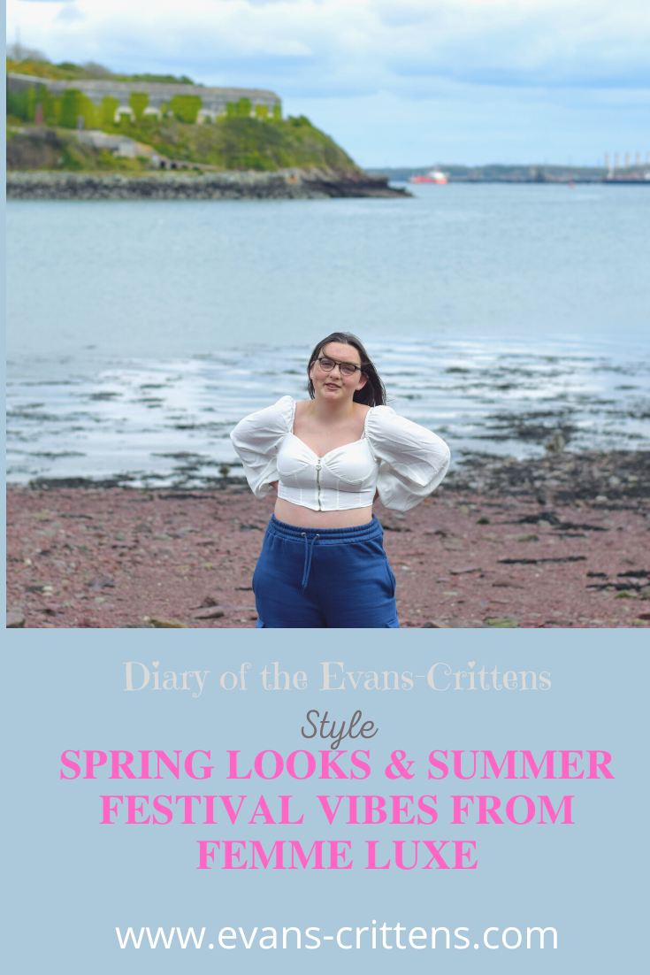 , Spring Looks and Summer Festival Vibes from Femme Luxe