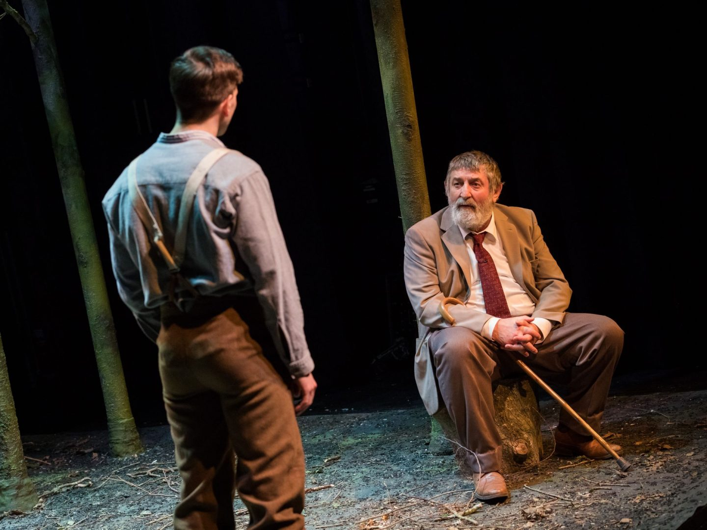 """, The Torch Theatre Company Presents """"The Wood"""" Streamed"""