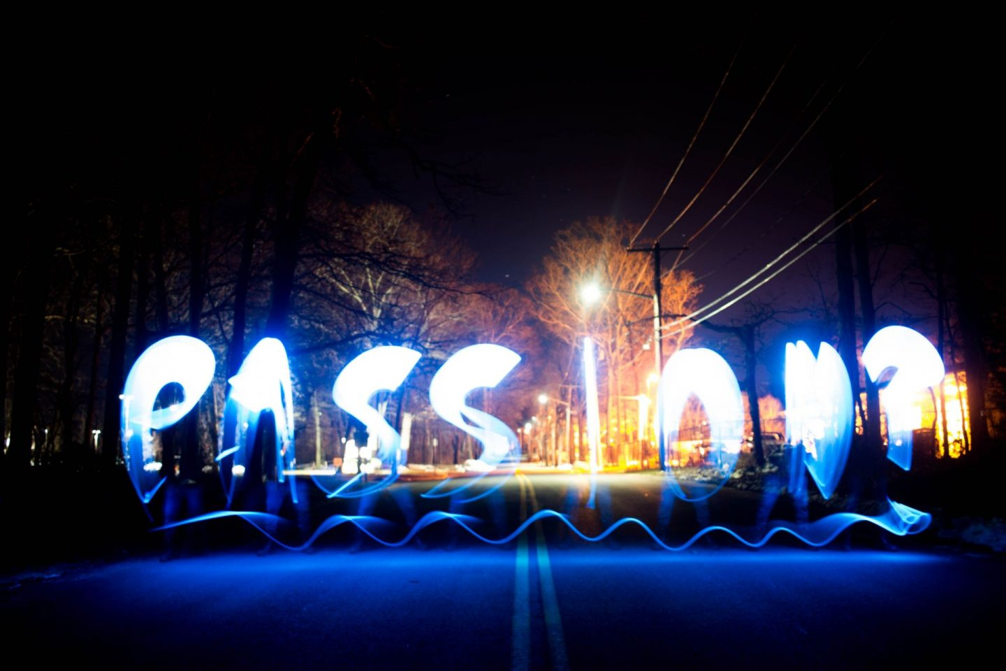 , Is Not Pursuing Your Passion Ever a Good Idea?