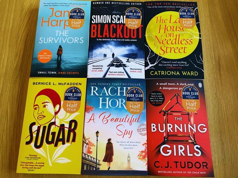 , Richard & Judy Book Club Autumn Book Bundle 2021