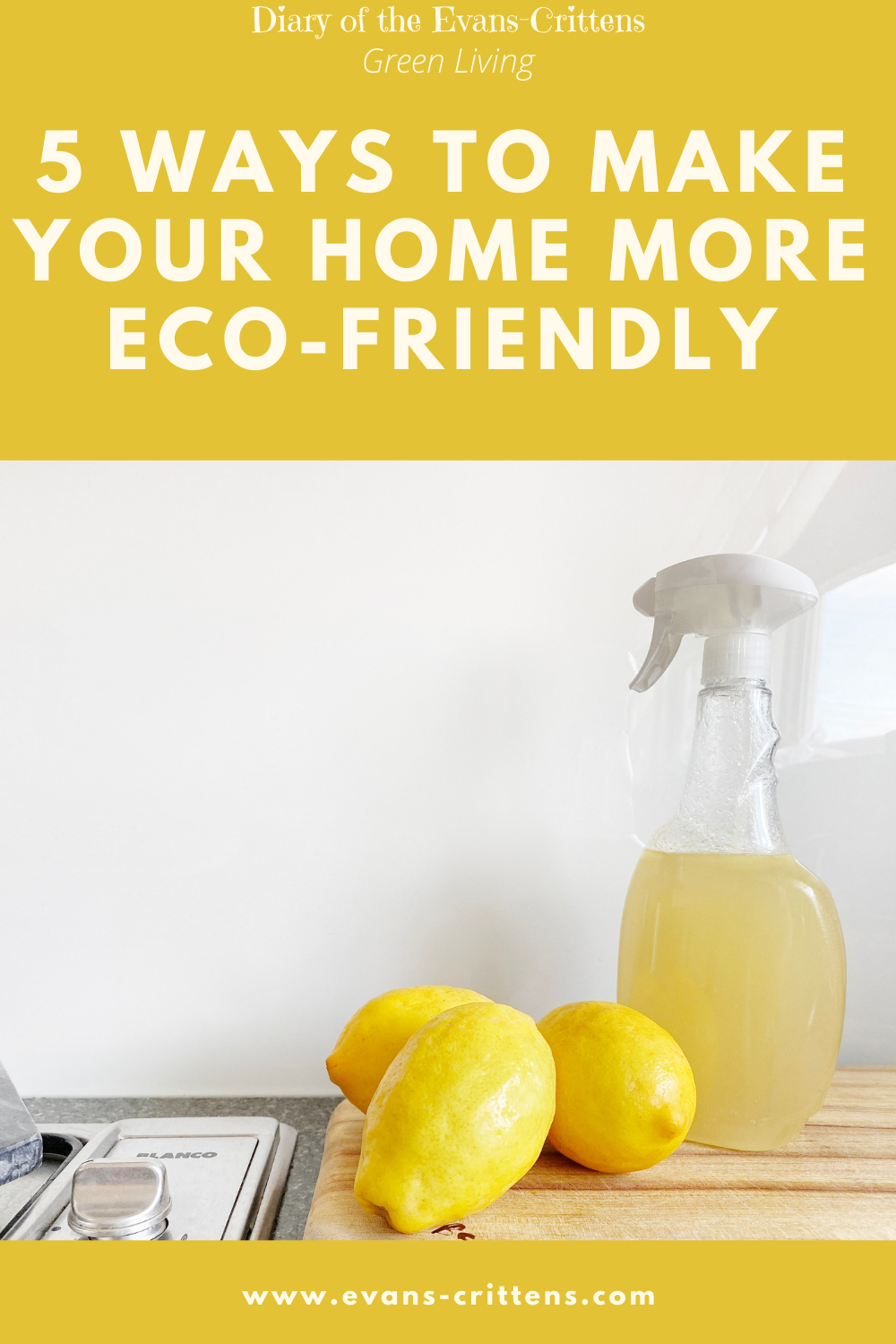 , 5 Ways to Make Your Home More Eco-Friendly