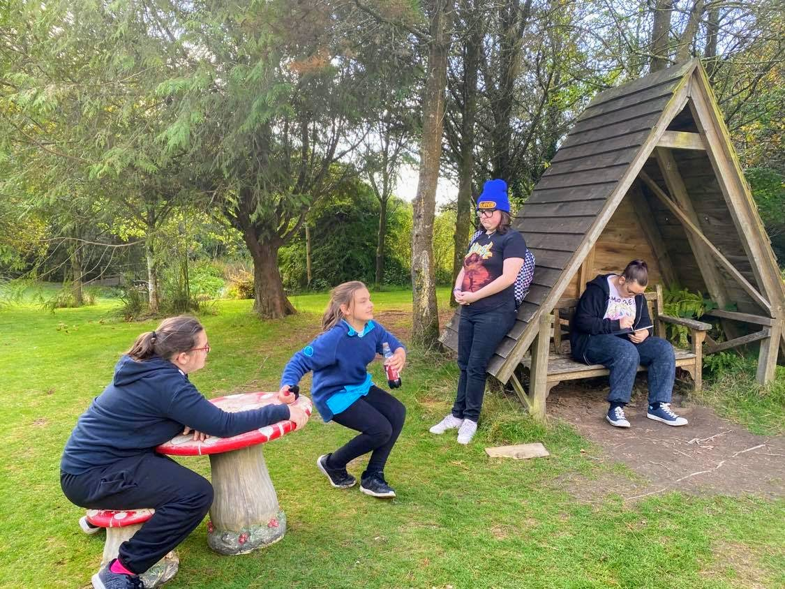 , Weekending – Making Welsh Cakes and a Visit to Hilton Court